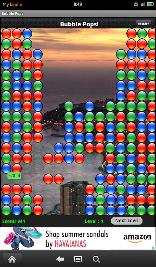 Bubble Pops 2 - screenshot
