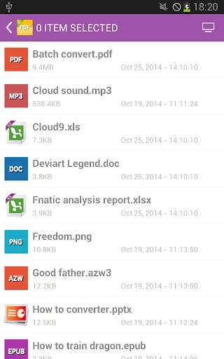 PRC到PDF在线转换