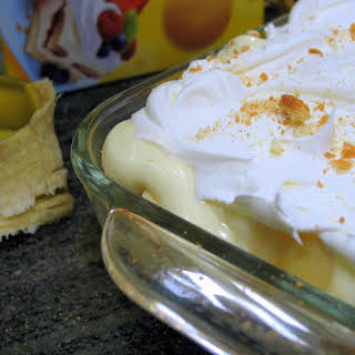 Miss Doris' Banana Pudding.