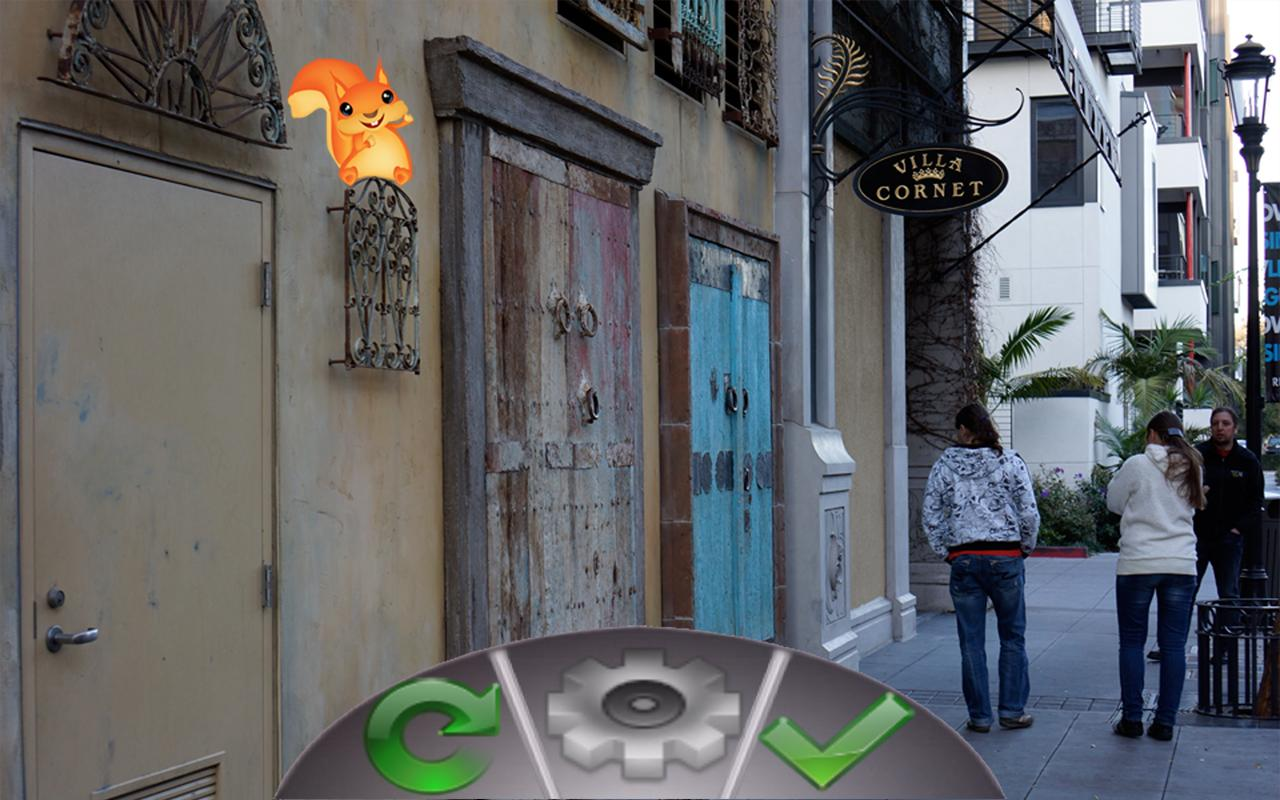 CVAR (Augmented Reality Demo) - screenshot