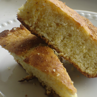 Egg Bread (Buttermilk Cornbread)