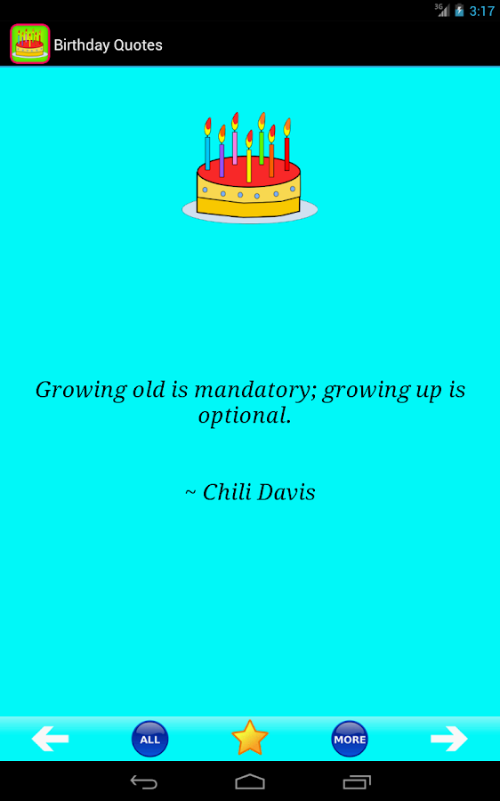 Birthday Quotes - Android Apps on Google Play