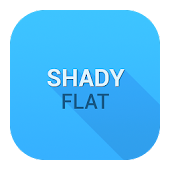 Shady Flat Apex Nova ADW Theme