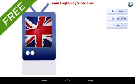 Learn English by Video Free Screenshot 9