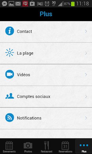 【免費娛樂App】Plage Beau Rivage-APP點子