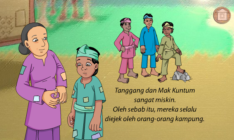 Image Result For Cerita Rakyat Jenaka Pendek
