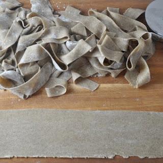 Buckwheat Pasta.