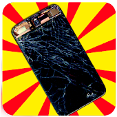 The best Cracked Screen Prank