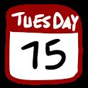 India Calendar 2014 icon