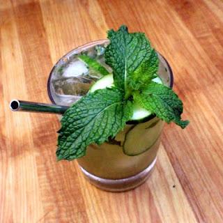 Kentucky Maid Cocktail.