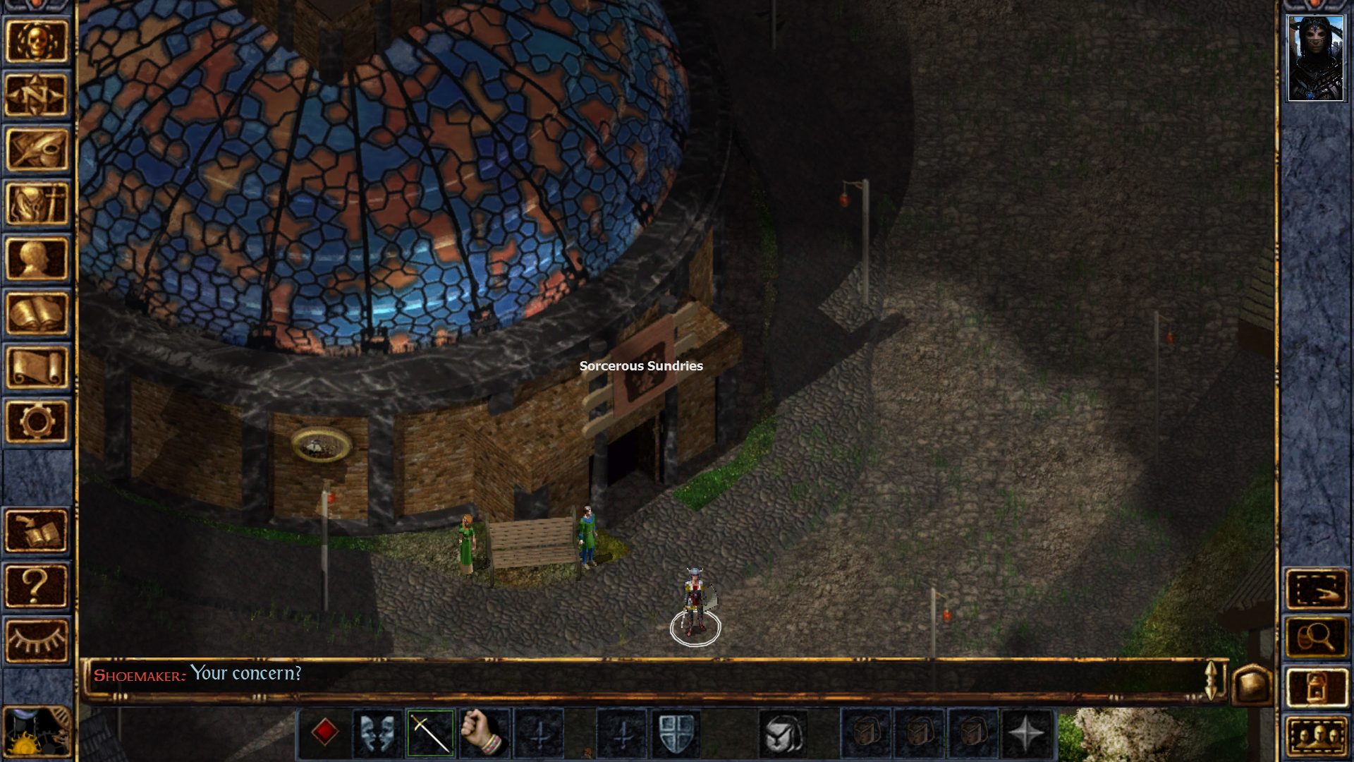 Baldur's Gate Enhanced Edition screenshot #5