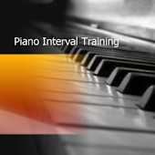 Piano Interval Training