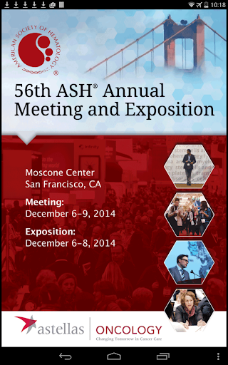 2014 ASH Annual Meeting Expo
