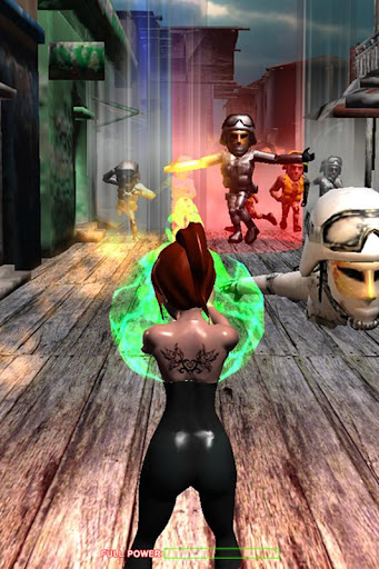 SUPERNATURAL POWERS HD v1.0.4  Android Game APK
