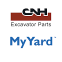 CNH Excavators My Yard™ icon