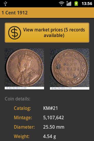 玩免費書籍APP|下載Canadian Coins app不用錢|硬是要APP