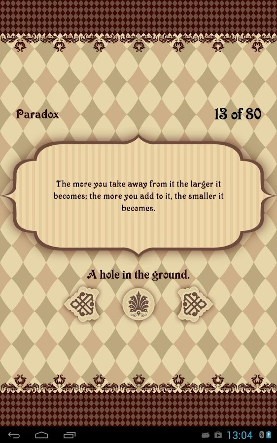 English Riddles - screenshot