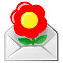 Flowers Postcards icon