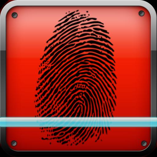 指紋測謊儀 LOGO-APP點子