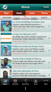 Miami Dolphins 2013 - screenshot thumbnail
