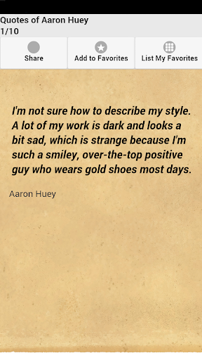 Quotes of Aaron Huey
