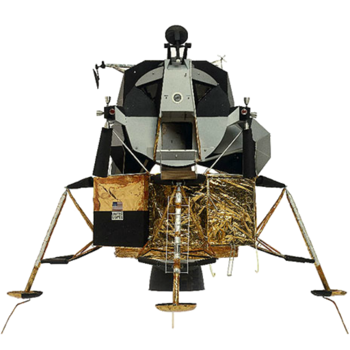 apollo spacecraft clipart - 512×512