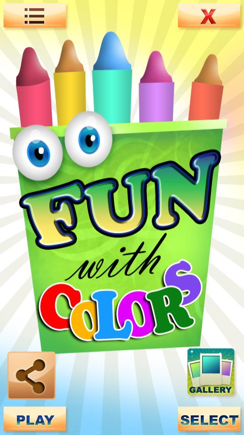 Fun with Colors Free - screenshot