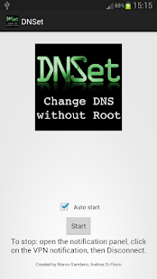 DNSet- screenshot thumbnail