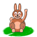 Super Bunny icon