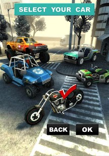 MOTO STRIKER HD- screenshot thumbnail