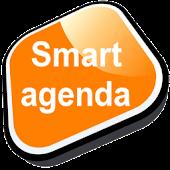 Smart calendar widget