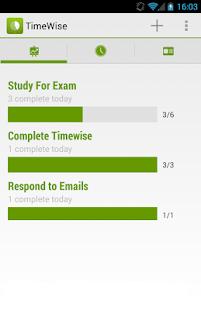 TimeWise: A Pomodoro Timer- screenshot thumbnail