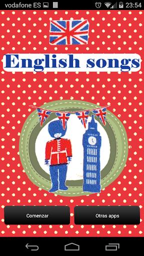 Canciones Infantiles Ingles