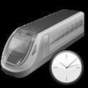 列车时刻表 logo