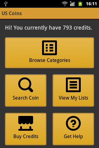 US Coins- screenshot