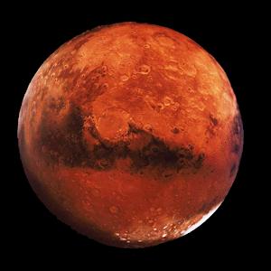 Mars 3D Planet Live Wallpaper