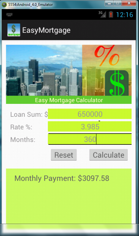 Top Mortgage Calculator App
