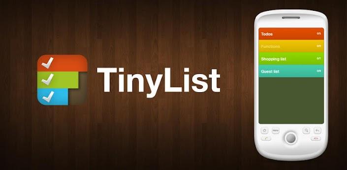 TinyList apk