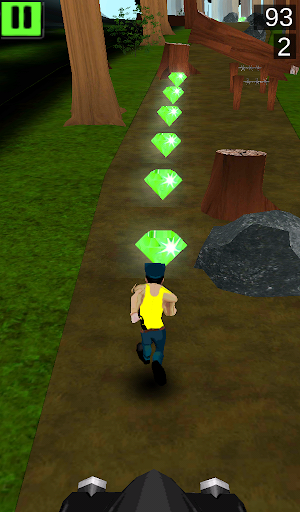 Forest Runner 3D