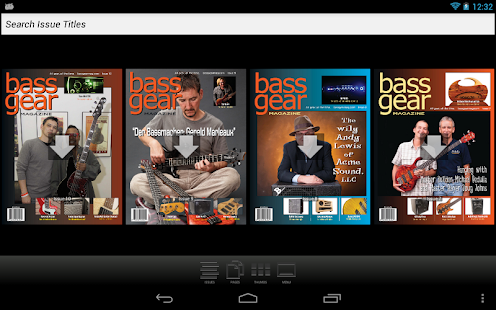 Bass Gear - screenshot thumbnail
