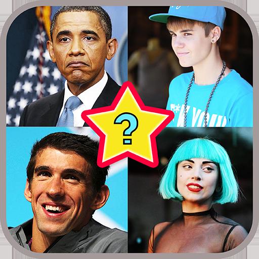 Famous Faces Game LOGO-APP點子