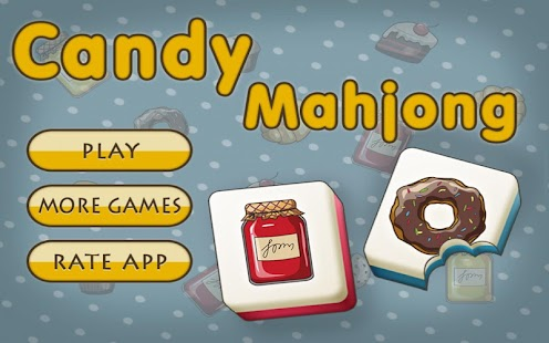 Candy Mahjong- screenshot thumbnail
