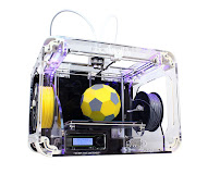 Airwolf 3D HD2x Printer with Dual Extruder