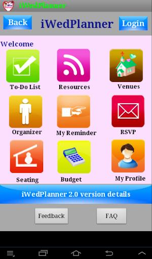 iwedplanner -wedding planning