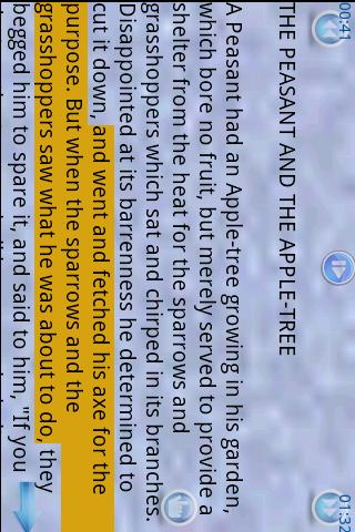 Reading Bee English - screenshot