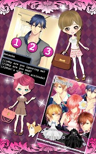 Starstruck Love 【Dating sim】 - screenshot thumbnail