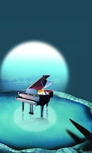 3D Piano Ripple LWP - screenshot thumbnail