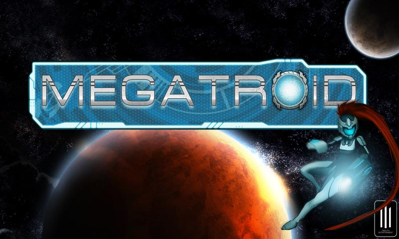 MEGATROID- screenshot