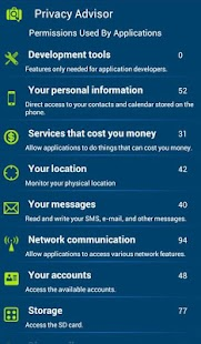 eScan Mobile Security- screenshot thumbnail