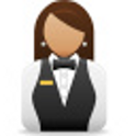 Waitstaff Tip Log icon